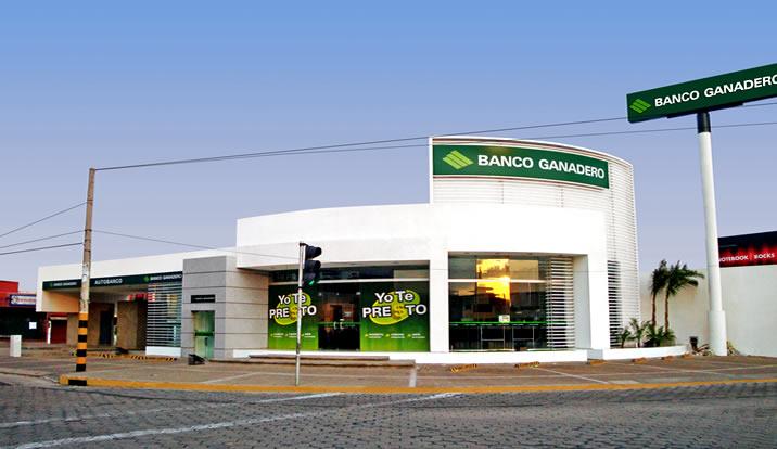 BANCO GANADERO - Agencia Roca y Coronado   Vista aérea